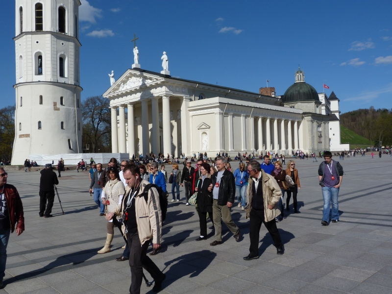 Wycieczka do Wilna i Trok, Wilno wycieczka z Augustowa - 1 dzień
