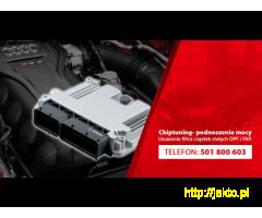 Jak dodać mocy silnikowi ? Chiptuning - Trójmiasto