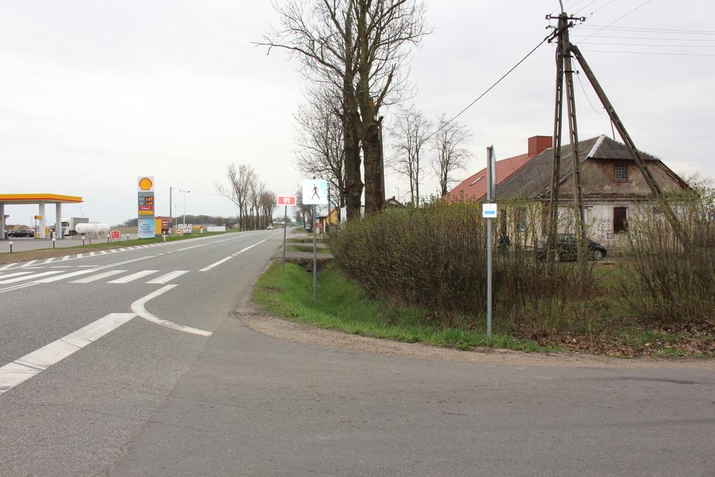 Działka pod inwestycje w Kajewie.