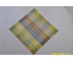Salon lniany tkaniny lniane zaprasza