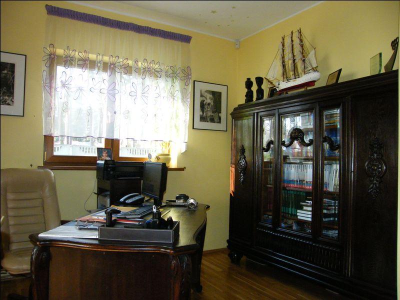 ładny dom z dużą działką w Tanowie