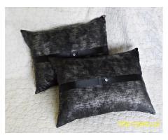 Poduszki dekoracyjne, ręcznie wykonane - nawiążę współpracę