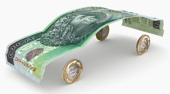 Co miesiąc 600 zł dofinansowania na auto, uczciwa współpraca