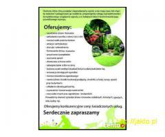 Urządzanie terenów zielonych-ogrodnictwo/brukarstwo/kompleksowo-woj.podlaskie