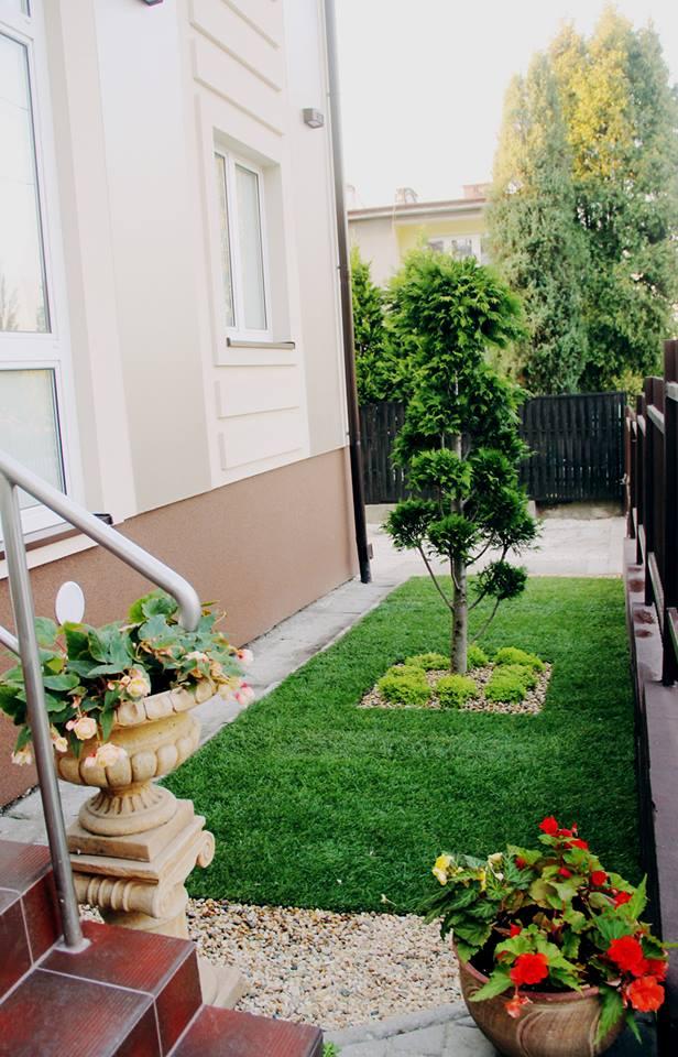 Projektowanie zakładanie i pielęgnacja ogrodów