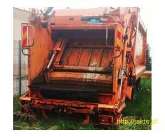 Zabudowa śmieciarki HEIL