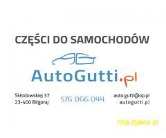 Części samochodowe - autogutti.pl