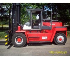 Kalmar DCD 12-1200 - wózek widłowy do wynajęcia