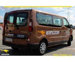 9-osobowe busy w idealnym stanie WYNAJEM