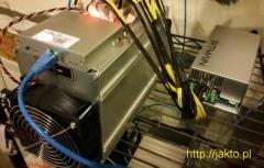 Antminer D3 BITMAIN TECHNOLOGIES LTD NOWY KOPARKA