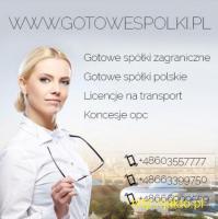 Gotowe Spółki w Holandii, Belgii, Niemczech, Hiszpanii, Anglii, Bułgaria Słowacja