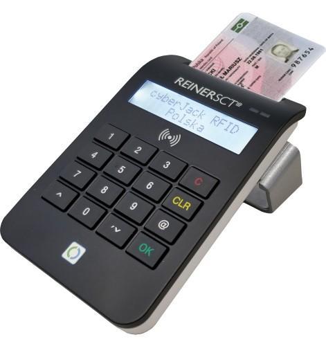 UniCard czytnik do e-dowodów